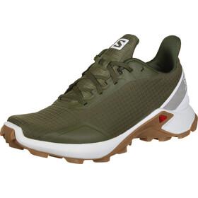 Salomon Alphacross Shoes Men grape